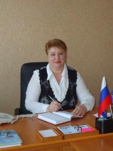 Директор пансионата И.А.Сондолова