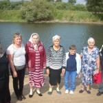 У Казанско-Богородицкого озера