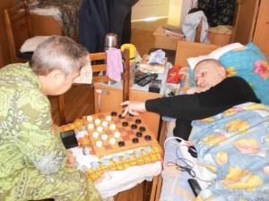 Шашечный турнир - 2014